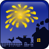 Kids Farmhouse Fireworks!