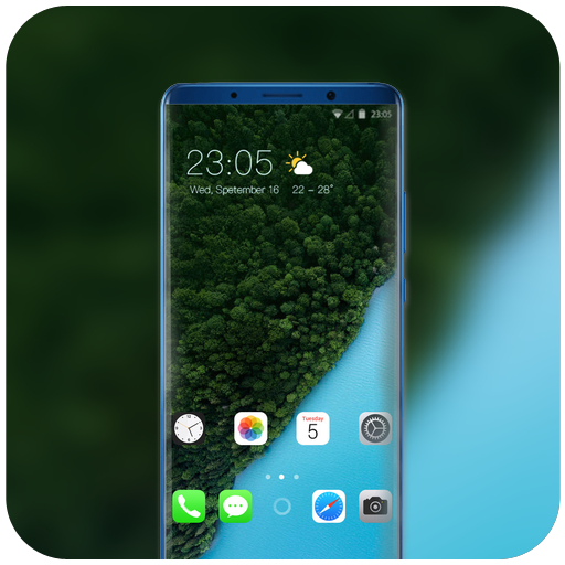 Theme for Oppo Realme 2&Phone xs max wallpaper icon