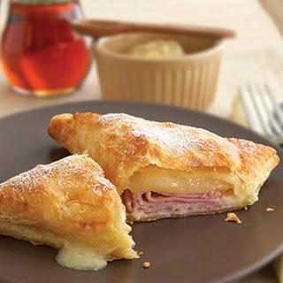 Baked Monte Cristo Sandwiches