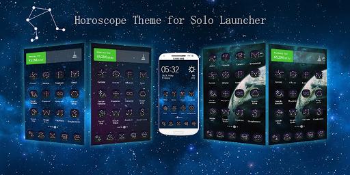 Horoscope Solo Theme
