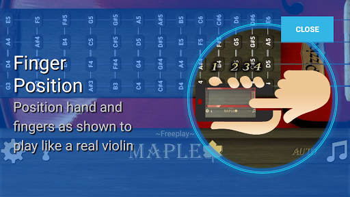 Maple Violin 3.0.1 screenshots 5