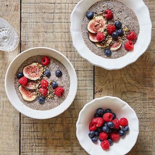 Fig and Maple Chia Pudding Recipe
