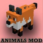 Animals mod mcpe