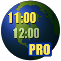 World Clock Widget 2018 Pro icon