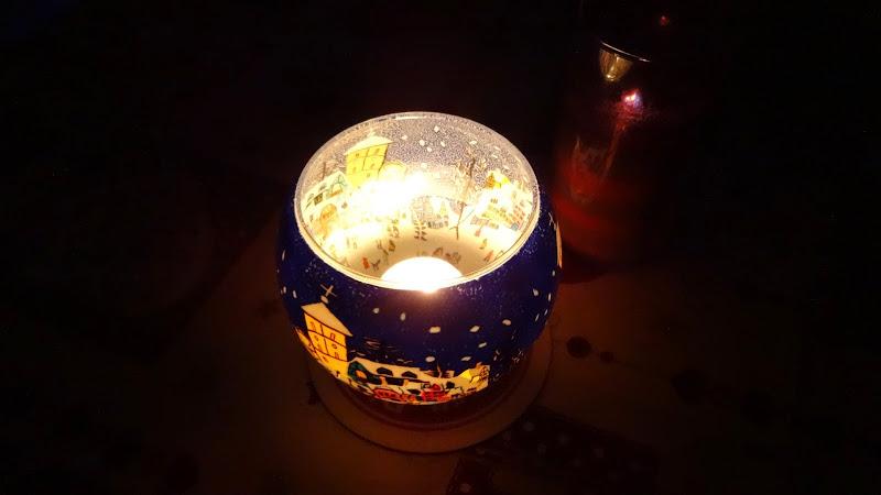 La luce del Natale di Patapu