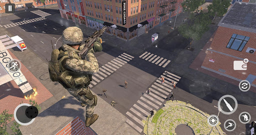 Zombie Dead City: Zombie Shooting - Action Games image | 4