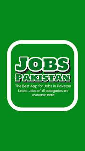 Jobs Pakistan - All Pak Jobs - náhled