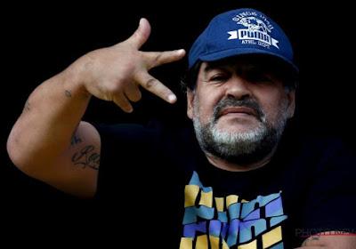 ? Maradona loupe la promotion et s'en prend aux supporters adverses
