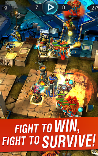 Defenders 2: Tower Defense Strategy Game screenshots 7
