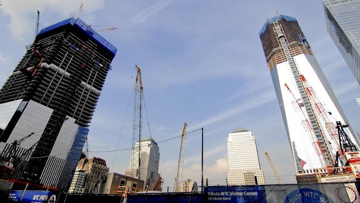 Ground zero: la ricostruzione dieci anni dopo... di alessandro54