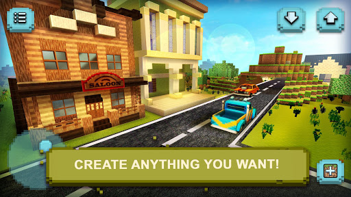 Builder Craft: House Building & Exploration Apk 2