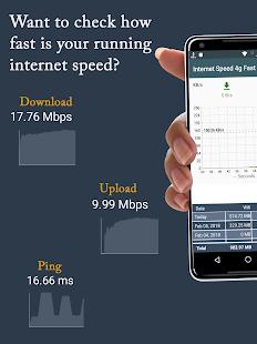 Internet Speed 4g Fast Screenshot