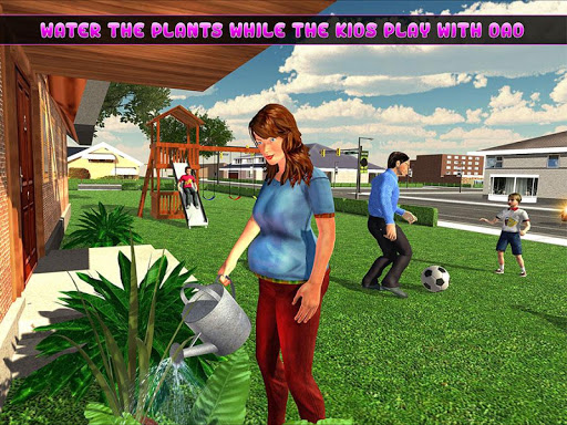 Pregnant Mom Baby Happy Home apkpoly screenshots 10