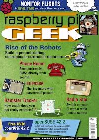 Raspberry Pi Geek- screenshot thumbnail