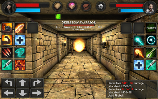 Moonshades: a dungeon crawler RPG 1.0.263 screenshots 21