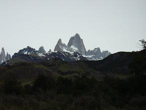 Photo: Mt. Fitz Roy