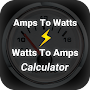 Amps to Watts calculator APK icon