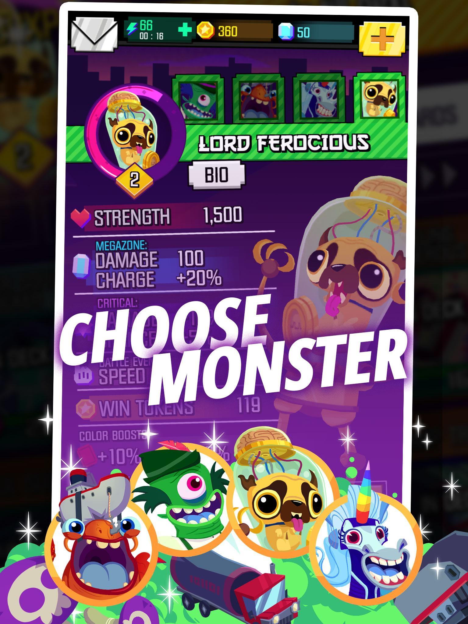 Monsters Ate My Metropolis screenshot #6