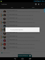 Screenshot of Duplicate Media Remover