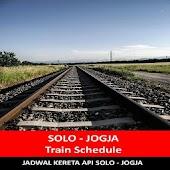 Jadwal KA Lokal Solo Jogja