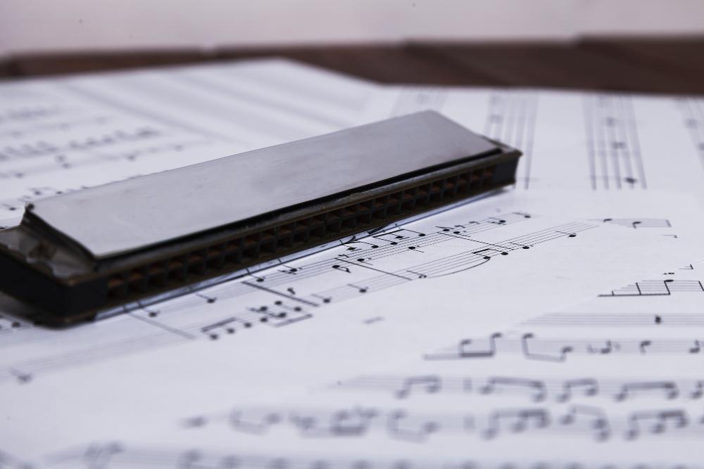 Kunci harmonika