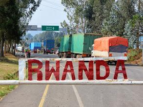 Photo: Welcome to Rwanda!