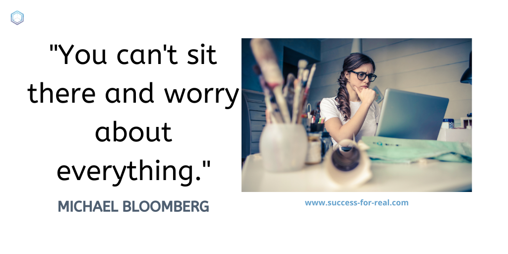 365 Success Quotes For Motivation - Picture Quote By Michael Bloomberg