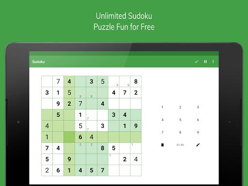 Sudoku - Free & Offline 1.16.4 screenshots 8
