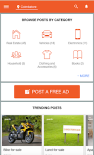 Panitr - Buy or Sell Locally - Unlimited Ads - náhled