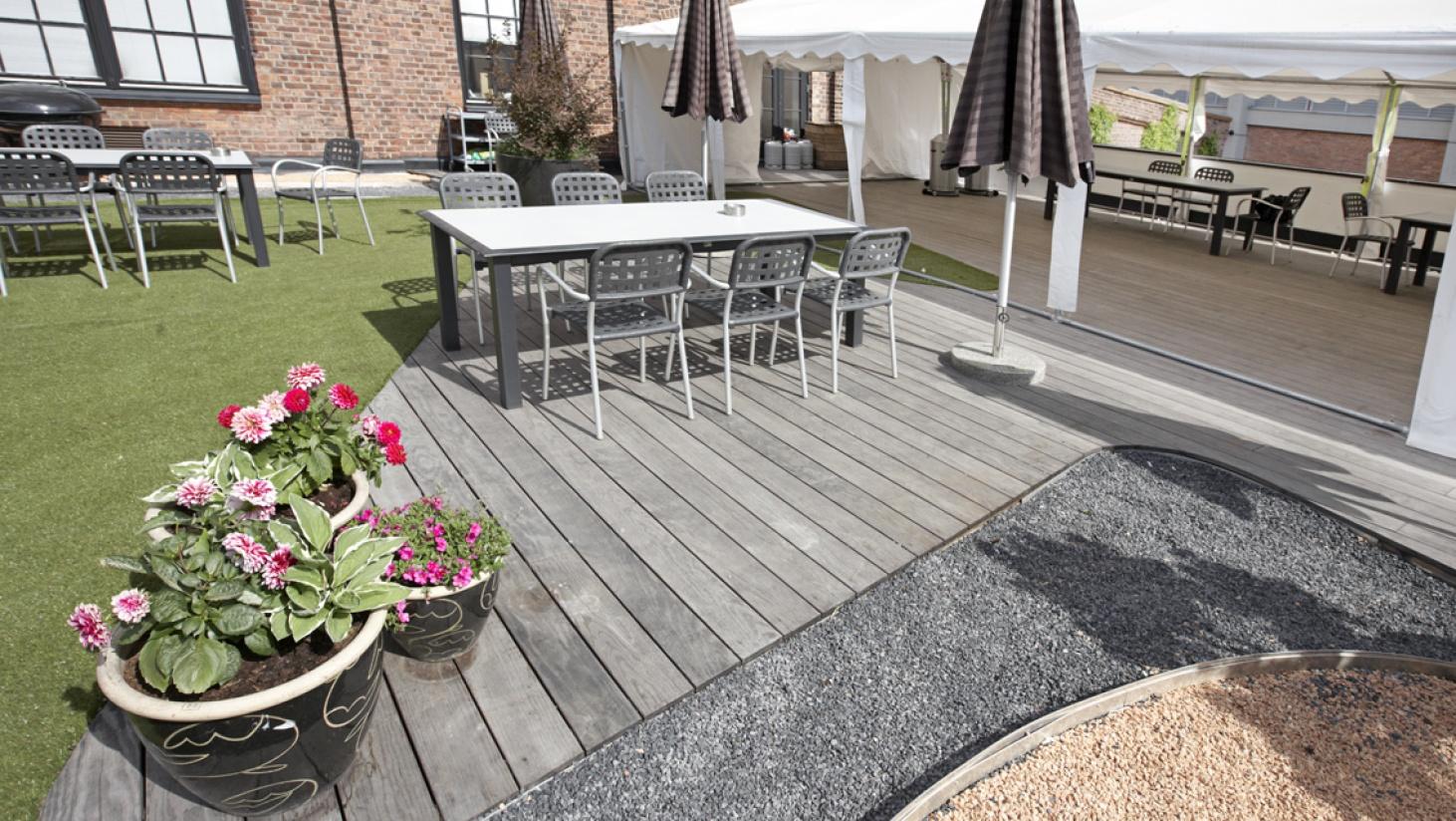 vælge terrassedæk