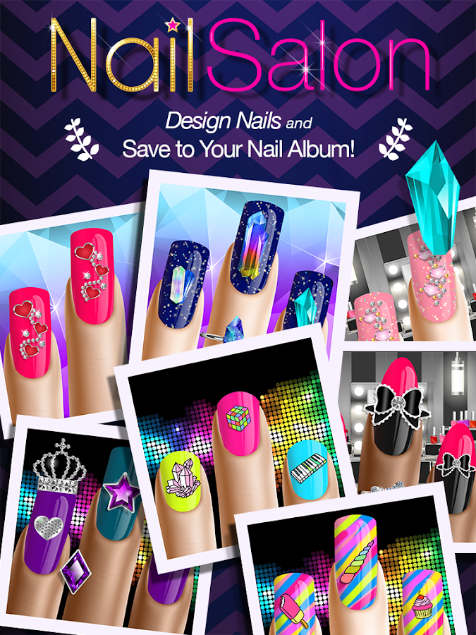 Nail Art Games Play Pink Ideas Fashion