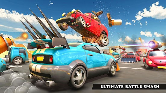 Real Car Crash Simulator: Ultimate Epic Battle - náhled