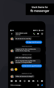 Swift Black Substratum Theme 11.5 [PRO] Cracked Apk 9