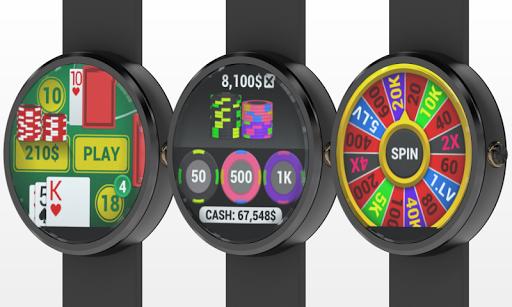 Blackjack GO - PRO Wear Game