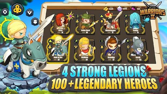 Mini Warriors 2 – Idle Arena 4