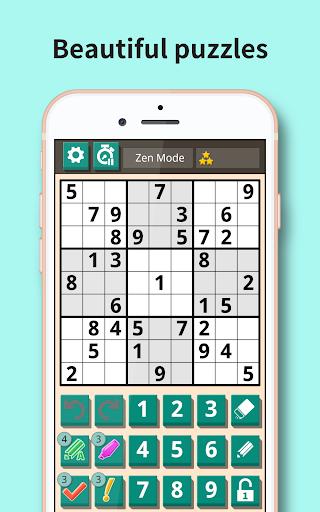 Sudoku classic modavailable screenshots 5
