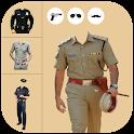 Police Photo Suit icon