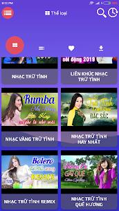Nhac vang tru tinh – Nhac bolero 2.0 Mod APK Updated Android 1