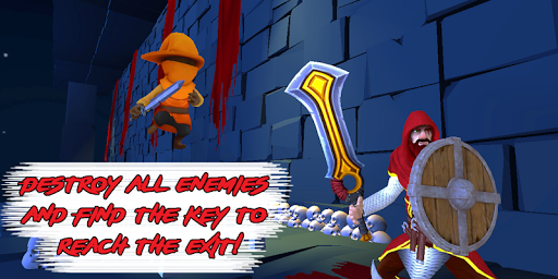 Adventure Knight : Warrior legend knight adventure  captures d'écran 2