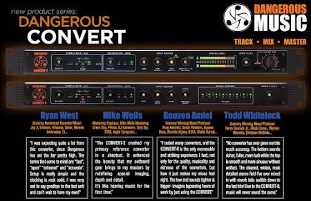 Dangerous Music Convert
