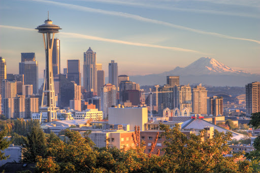 Seattle Live Wallpaper
