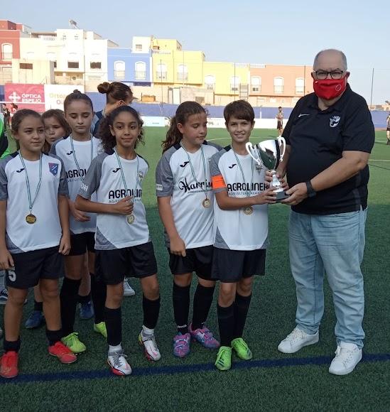 La Supercopa llega a manos del CD San Urbano.