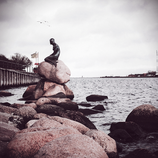la sirène de Copenhague