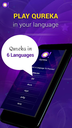 Qureka: Live Trivia Game Show & Win Cash  captures d'écran 6