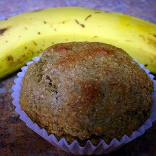 Oatmeal Banana Muffins.