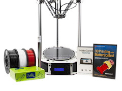 SeeMeCNC Rostock MAX v3 Kit Educational Bundle