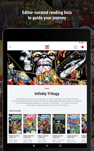 Marvel Unlimited screenshot 11