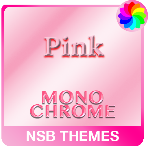 MonoChrome Pink for Xperia