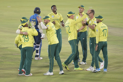 Proteas beat Sri Lanka by 16 runs to clinch series