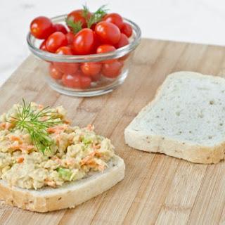 Better-than-Tuna Salad Sandwich